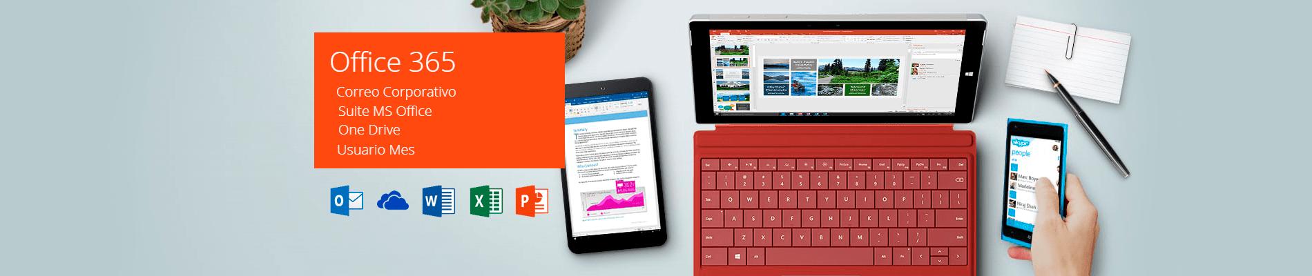 Licencias Office 365