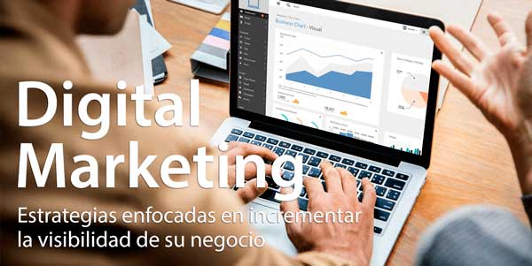 Marketing digital en redes sociales y google ads
